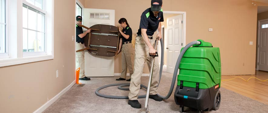 Independence, OH residential restoration cleaning